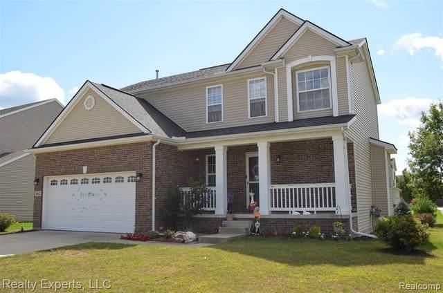 9662 Falmouth Drive, Ypsilanti, MI 48197 (MLS #R2210076234) :: Berkshire Hathaway HomeServices Snyder & Company, Realtors®