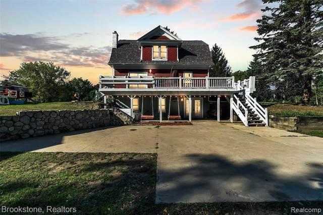 9200 Laingsburg Road, Laingsburg, MI 48848 (MLS #R2210075799) :: Berkshire Hathaway HomeServices Snyder & Company, Realtors®