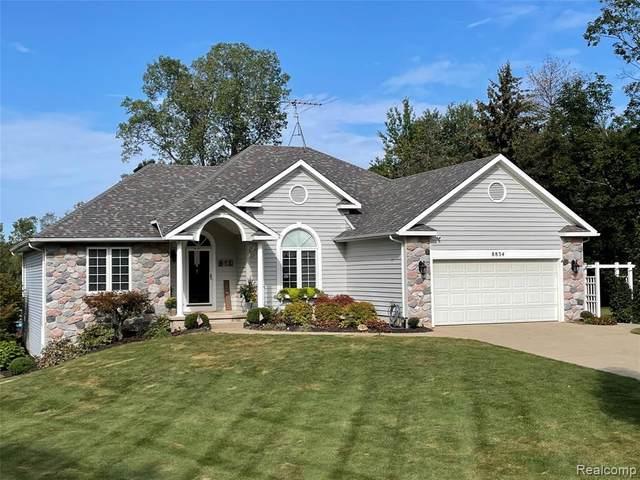 8834 S Woodbury Road, Laingsburg, MI 48848 (MLS #R2210076316) :: Berkshire Hathaway HomeServices Snyder & Company, Realtors®