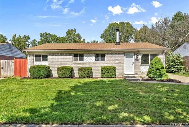 15405 Wendy Street, Taylor, MI 48180 (MLS #R2210076327) :: Berkshire Hathaway HomeServices Snyder & Company, Realtors®