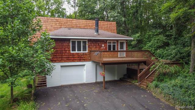13293 Trist Road, Grass Lake, MI 49240 (MLS #R2210076330) :: Berkshire Hathaway HomeServices Snyder & Company, Realtors®