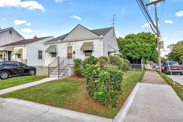 4800 Ternes Street, Dearborn, MI 48126 (MLS #R2210076325) :: Berkshire Hathaway HomeServices Snyder & Company, Realtors®