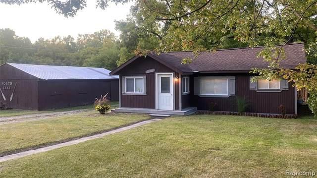 13960 N Territorial Road, Gregory, MI 48137 (MLS #R2210076322) :: Berkshire Hathaway HomeServices Snyder & Company, Realtors®