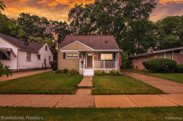 4515 Elmhurst Avenue, Royal Oak, MI 48073 (MLS #R2210076371) :: Berkshire Hathaway HomeServices Snyder & Company, Realtors®