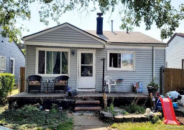 2379 Fisher, Melvindale, MI 48122 (MLS #R2210076378) :: Berkshire Hathaway HomeServices Snyder & Company, Realtors®