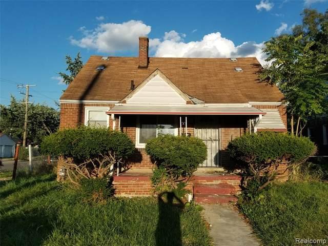 16208 Murray Hill Street, Detroit, MI 48235 (MLS #R2210076401) :: Berkshire Hathaway HomeServices Snyder & Company, Realtors®