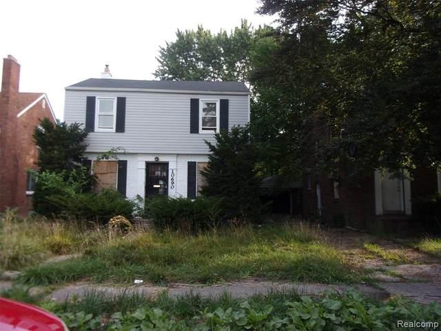 10690 Bonita Street, Detroit, MI 48224 (MLS #R2210075904) :: Berkshire Hathaway HomeServices Snyder & Company, Realtors®