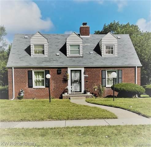 12800 Santa Clara Street, Detroit, MI 48235 (MLS #R2210076436) :: Berkshire Hathaway HomeServices Snyder & Company, Realtors®