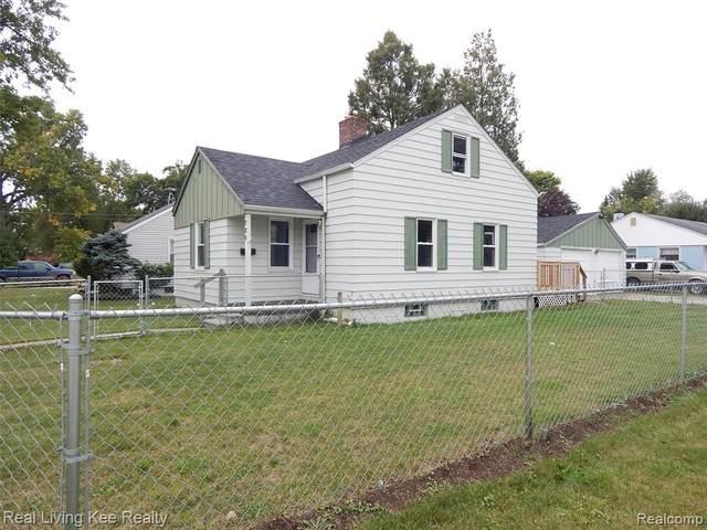 725 18th Street, Port Huron, MI 48060 (MLS #R2210075029) :: Berkshire Hathaway HomeServices Snyder & Company, Realtors®