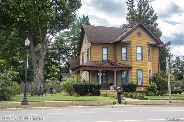212 E Main Street, Pinckney, MI 48169 (MLS #R2210076438) :: Berkshire Hathaway HomeServices Snyder & Company, Realtors®