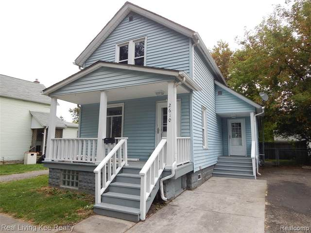 2610 Walnut Street, Port Huron, MI 48060 (MLS #R2210076449) :: Berkshire Hathaway HomeServices Snyder & Company, Realtors®