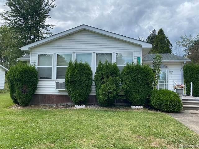 4676 Angling Road, Silverwood, MI 48760 (MLS #R2210075793) :: Berkshire Hathaway HomeServices Snyder & Company, Realtors®