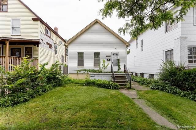 1936 25th Street, Detroit, MI 48216 (MLS #R2210075356) :: Berkshire Hathaway HomeServices Snyder & Company, Realtors®