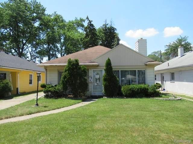 7251 N Vernon Street, Dearborn Heights, MI 48127 (MLS #R2210076618) :: Berkshire Hathaway HomeServices Snyder & Company, Realtors®