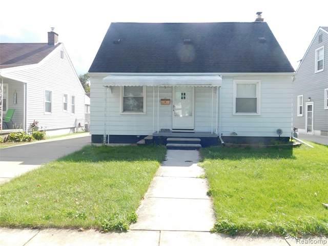 21209 Audette Street, Dearborn, MI 48124 (MLS #R2210076620) :: Berkshire Hathaway HomeServices Snyder & Company, Realtors®