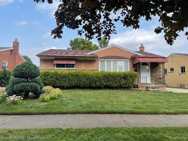 32560 Merritt Drive, Westland, MI 48185 (MLS #R2210076674) :: Berkshire Hathaway HomeServices Snyder & Company, Realtors®