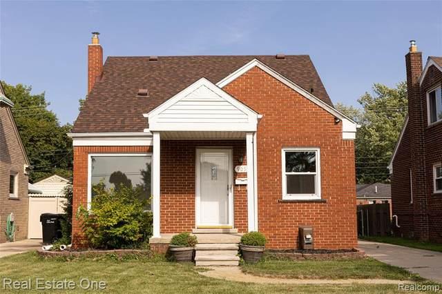 9051 Reeck Road, Allen Park, MI 48101 (MLS #R2210076676) :: Berkshire Hathaway HomeServices Snyder & Company, Realtors®
