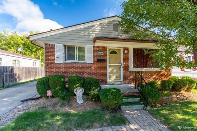 22101 Dorion Street, Saint Clair Shores, MI 48082 (MLS #R2210076690) :: Berkshire Hathaway HomeServices Snyder & Company, Realtors®
