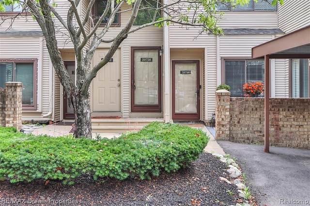 20728 Taft Rd, Northville, MI 48167 (MLS #R2210076699) :: Berkshire Hathaway HomeServices Snyder & Company, Realtors®