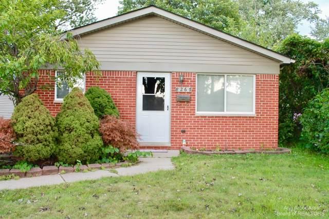 8267 Westpoint Street, Taylor, MI 48180 (MLS #3283928) :: Berkshire Hathaway HomeServices Snyder & Company, Realtors®