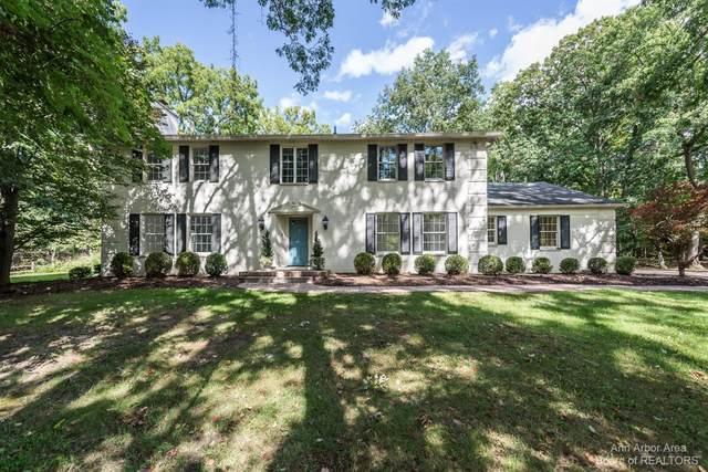 484 Barton North Drive, Ann Arbor, MI 48105 (MLS #3283922) :: Berkshire Hathaway HomeServices Snyder & Company, Realtors®