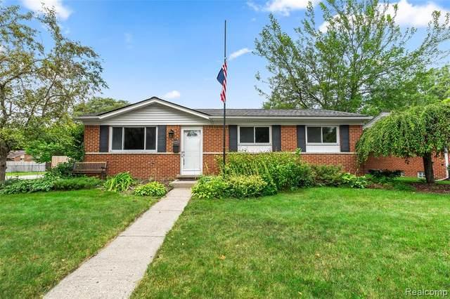 14403 Fairway Street, Livonia, MI 48154 (MLS #R2210076612) :: Berkshire Hathaway HomeServices Snyder & Company, Realtors®