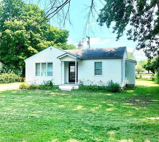 14687 Ziegler Street, Taylor, MI 48180 (MLS #R2210076768) :: Berkshire Hathaway HomeServices Snyder & Company, Realtors®