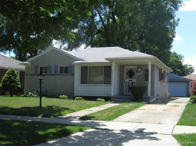 13031 Dartmouth Street, Oak Park, MI 48237 (MLS #R2210076841) :: Berkshire Hathaway HomeServices Snyder & Company, Realtors®