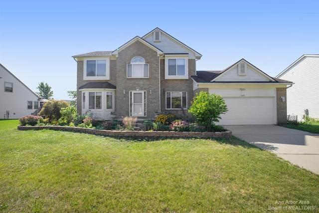 4694 Sycamore Drive, Ypsilanti, MI 48197 (MLS #3283903) :: Berkshire Hathaway HomeServices Snyder & Company, Realtors®