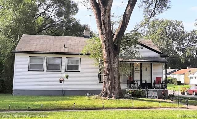 28251 Avondale Street, Inkster, MI 48141 (MLS #R2210076206) :: Berkshire Hathaway HomeServices Snyder & Company, Realtors®