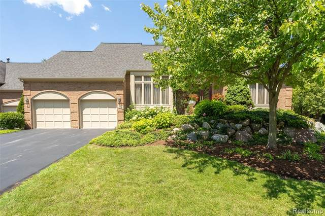 56 Vaughan Ridge Road, Bloomfield Hills, MI 48304 (MLS #R2210076891) :: Berkshire Hathaway HomeServices Snyder & Company, Realtors®