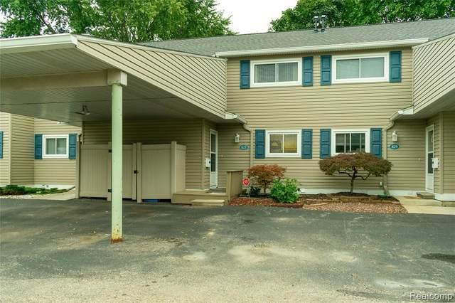 827 Kirts Blvd, Troy, MI 48084 (MLS #R2210076905) :: Berkshire Hathaway HomeServices Snyder & Company, Realtors®