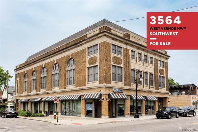 3564 W Vernor, Detroit, MI 48216 (MLS #R2210076929) :: Berkshire Hathaway HomeServices Snyder & Company, Realtors®