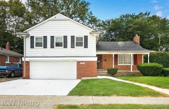 14631 Rosemary Blvd, Oak Park, MI 48237 (MLS #R2210076869) :: Berkshire Hathaway HomeServices Snyder & Company, Realtors®