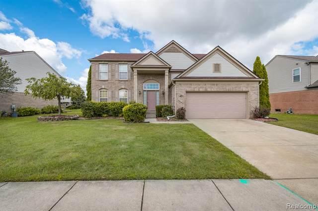 4618 Shoreview Drive, Canton, MI 48188 (MLS #R2210074920) :: Berkshire Hathaway HomeServices Snyder & Company, Realtors®