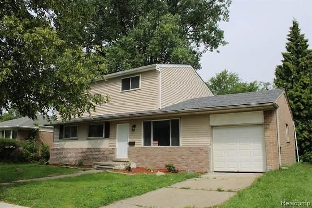 243 N Walnut Street, Mount Clemens, MI 48043 (MLS #R2210077072) :: Berkshire Hathaway HomeServices Snyder & Company, Realtors®