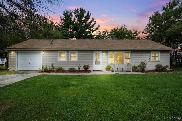 2343 E Reid Road, Grand Blanc, MI 48439 (MLS #R2210076598) :: Berkshire Hathaway HomeServices Snyder & Company, Realtors®