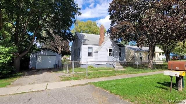 1425 Carman Street, Burton, MI 48529 (MLS #R2210077170) :: Berkshire Hathaway HomeServices Snyder & Company, Realtors®