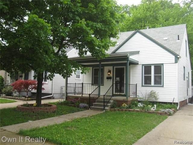 21524 Carlysle Street, Dearborn, MI 48124 (MLS #R2210067796) :: Berkshire Hathaway HomeServices Snyder & Company, Realtors®