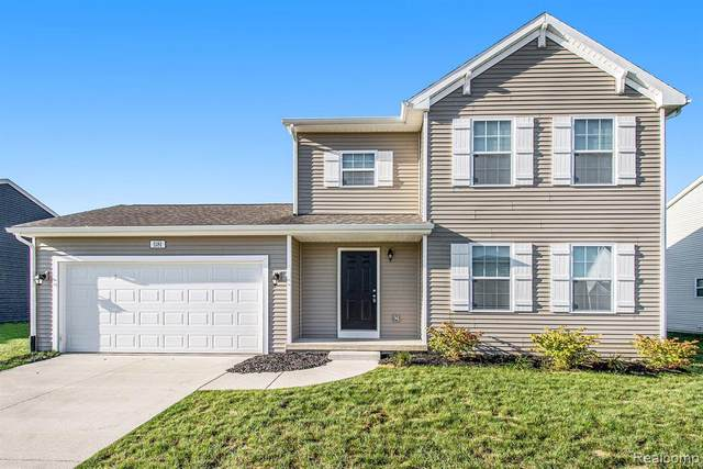1181 Weatherstone Lane, Howell, MI 48843 (MLS #R2210077068) :: Berkshire Hathaway HomeServices Snyder & Company, Realtors®