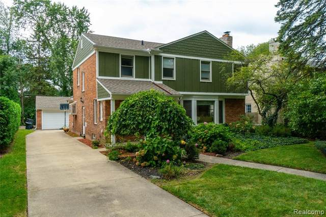 322 Wimbleton Drive, Birmingham, MI 48009 (MLS #R2210075168) :: Berkshire Hathaway HomeServices Snyder & Company, Realtors®