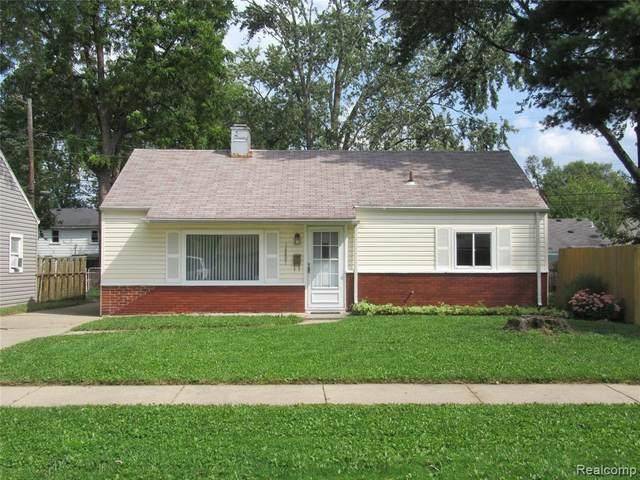 14667 Agnes Street, Southgate, MI 48195 (MLS #R2210077055) :: Berkshire Hathaway HomeServices Snyder & Company, Realtors®