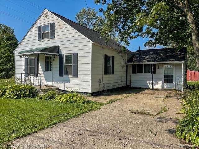 1126 Lorene Avenue, Mount Morris, MI 48458 (MLS #R2210077048) :: Berkshire Hathaway HomeServices Snyder & Company, Realtors®