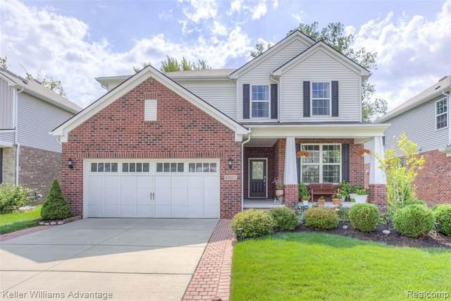 42501 Laird Lane, Canton, MI 48187 (MLS #R2210077394) :: Berkshire Hathaway HomeServices Snyder & Company, Realtors®