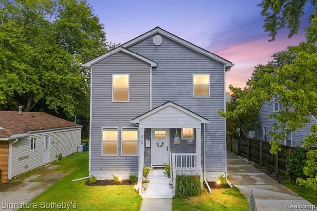 3748 Royal Avenue, Berkley, MI 48072 (MLS #R2210077199) :: Berkshire Hathaway HomeServices Snyder & Company, Realtors®