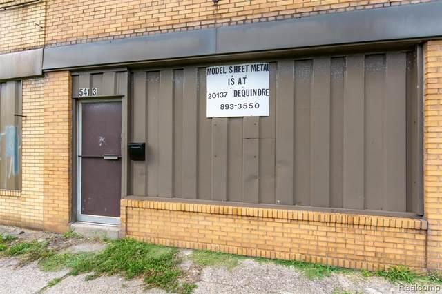 5413 E 8 Mile Road, Warren, MI 48091 (MLS #R2210077480) :: Berkshire Hathaway HomeServices Snyder & Company, Realtors®