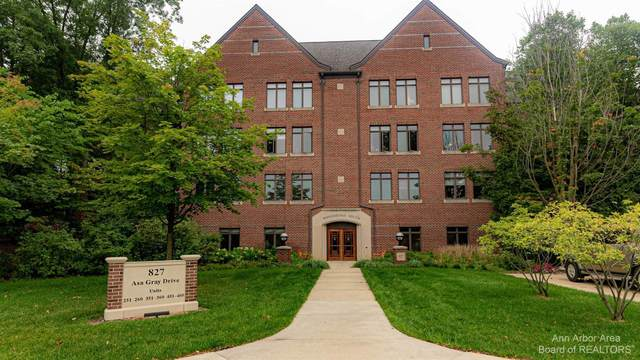 827 Asa Gray Drive #255, Ann Arbor, MI 48105 (MLS #3283993) :: Berkshire Hathaway HomeServices Snyder & Company, Realtors®