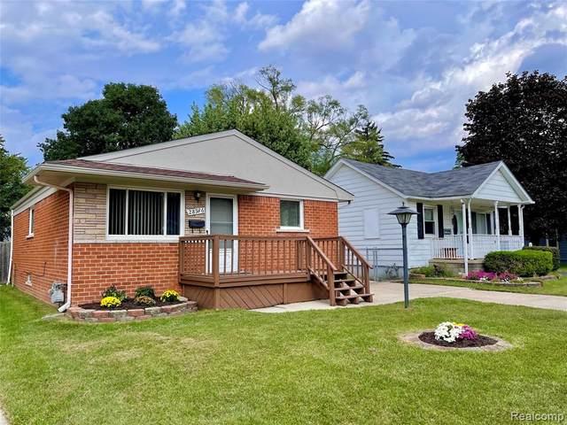 28936 Dawson Street, Garden City, MI 48135 (MLS #R2210077554) :: Berkshire Hathaway HomeServices Snyder & Company, Realtors®