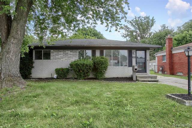 20526 Kemp Street, Clinton, MI 48035 (MLS #R2210077732) :: Berkshire Hathaway HomeServices Snyder & Company, Realtors®