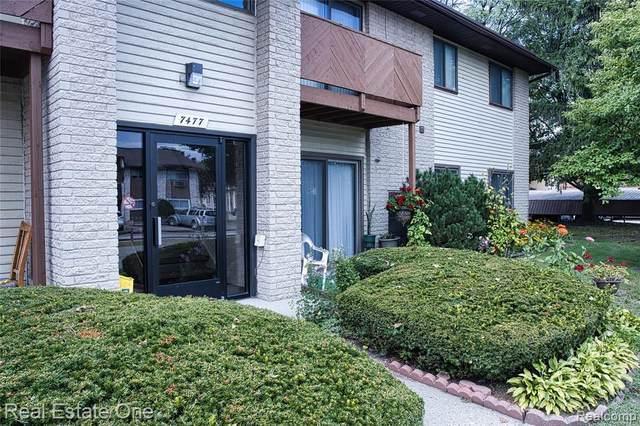 7477 Manor Cir Apt 202, Westland, MI 48185 (MLS #R2210077627) :: Berkshire Hathaway HomeServices Snyder & Company, Realtors®